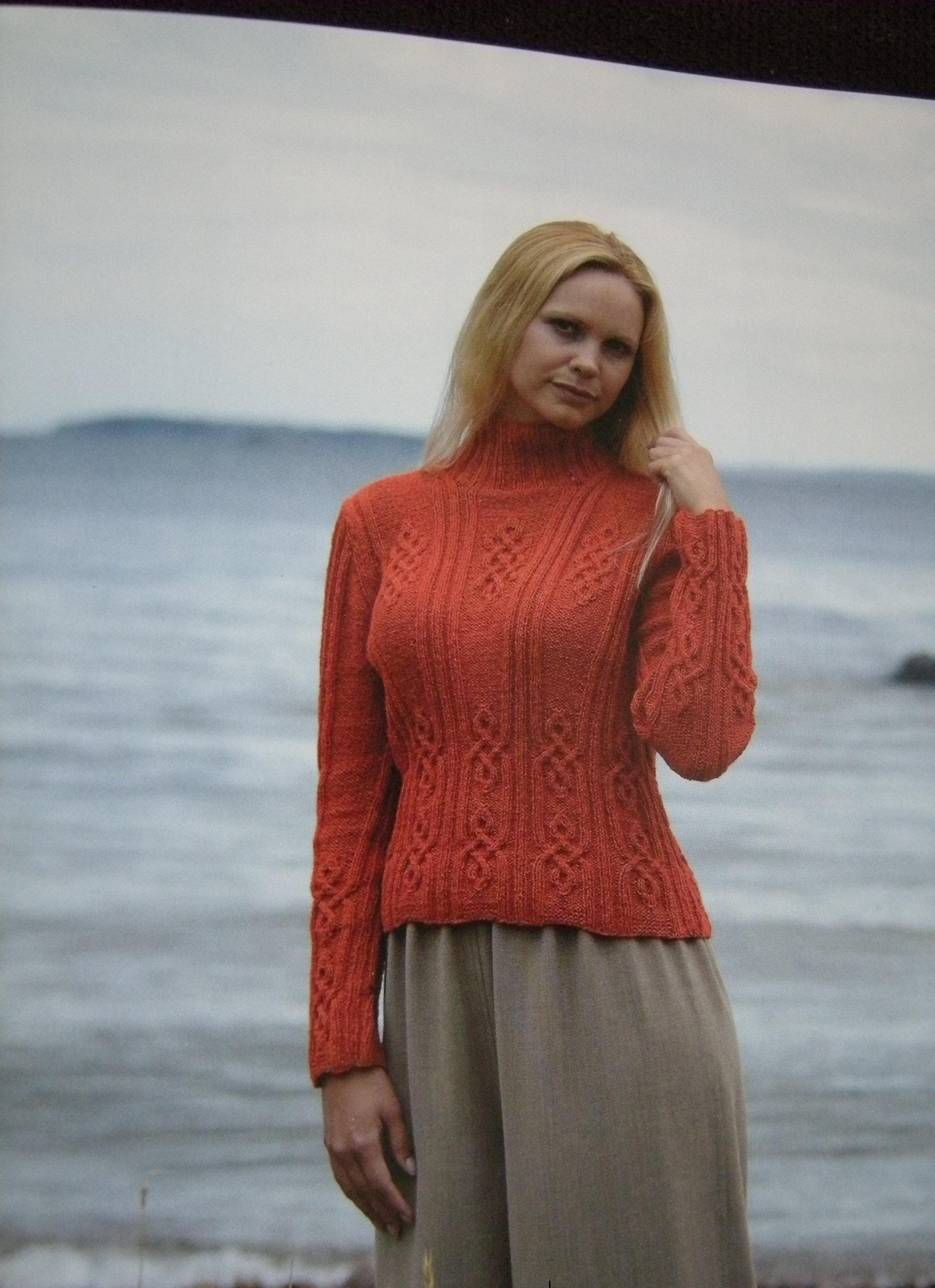 voorbeeeld trui viking knits
